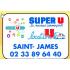 Super U Saint James